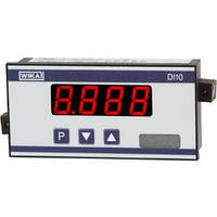 Digital indicator for panel mounting with input for 4...20 mA current-loops, 96 x 48 mm Accuracy: 0.3 %