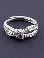 Кольцо Фианит  (Серебро(925)) 055005-999