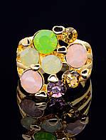Кольцо Сrystal 016372-190