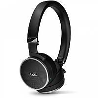 Беспроводные наушники с микрофоном AKG N60NC Black (N60NC)