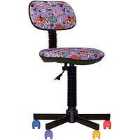 Кресло детское Новый Стиль Bambo GTS (СН) CM 03 сиреневое
