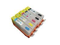 Перезаправляемые картриджи НР-178 для HP PhotoSmart Premium C309, C6300, C5300, C5383, C6383, D5463...