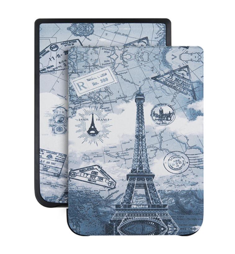 Обложка - чехол для электронной книги PocketBook InkPad 3 740 Париж