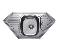 Мойка кухонная HB 95x50 950x500mm Нержавеющая сталь 0,8мм
