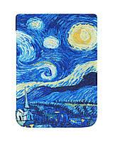 Обложка - чехол для электронной книги PocketBook InkPad 3 740 Звездное Небо, Ван Гог, фото 1