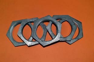 Контргайки ГОСТ 8968-75 стальные