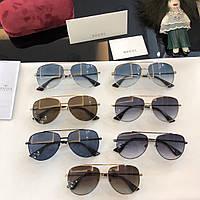 Очки солнцезащитные от Gucci
