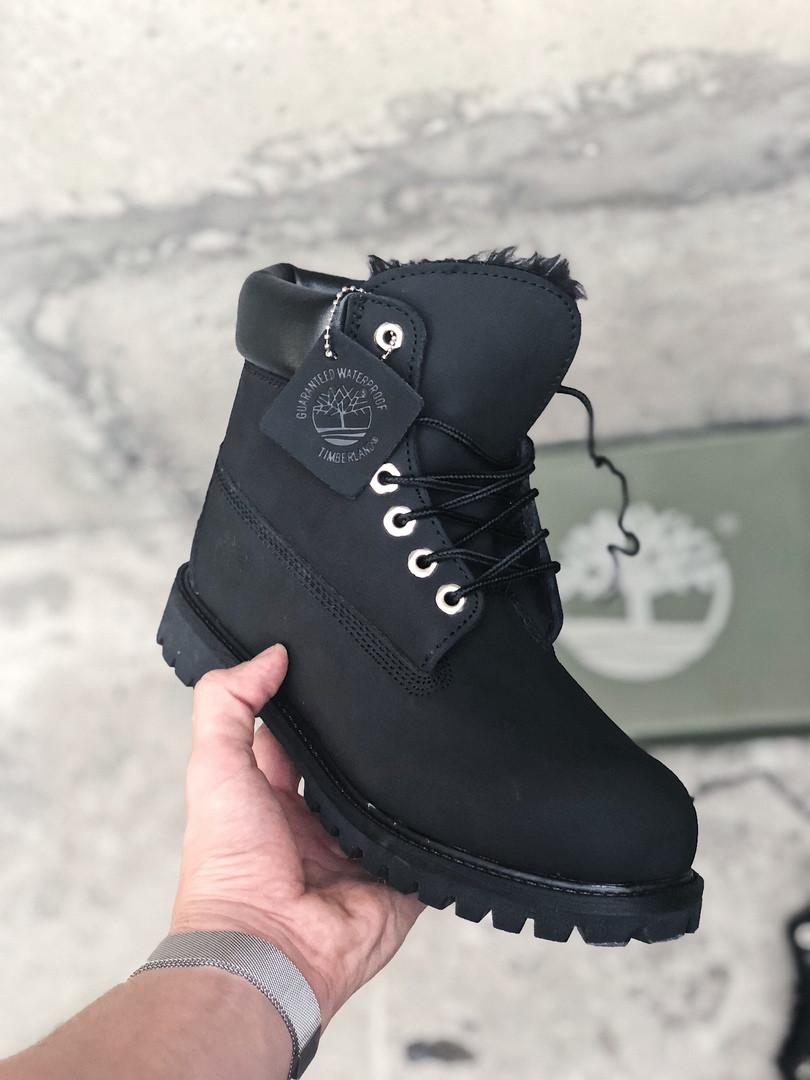Зимние ботинки Timberland Classic Boots, Реплика