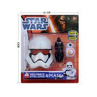 Трансформер с маской STAR WARS 33073D 4 Вида, фото 1