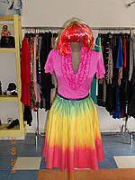 Карнавальный женский костюм Радуга Kaprizz, фото 1