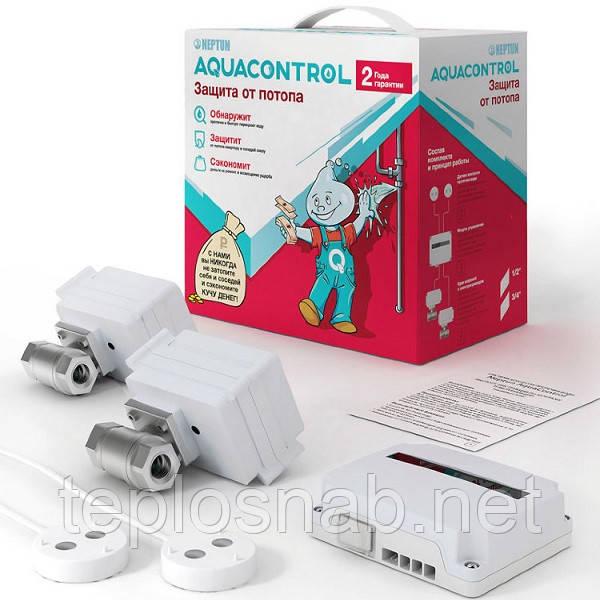 """Защита от протечек СКПВ Neptun Aquacontrol 1/2"""""""
