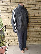 Спортивный костюм мужской двусторонний реплика ADIDAS, Турция, фото 3