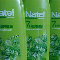 Шампунь Natei для нормальных и жирных волос, 400 мл