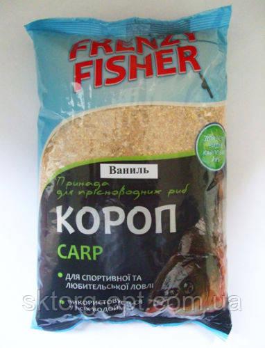 "Прикормка Frenzy Fisher ""Империя"" Карп-ваниль"