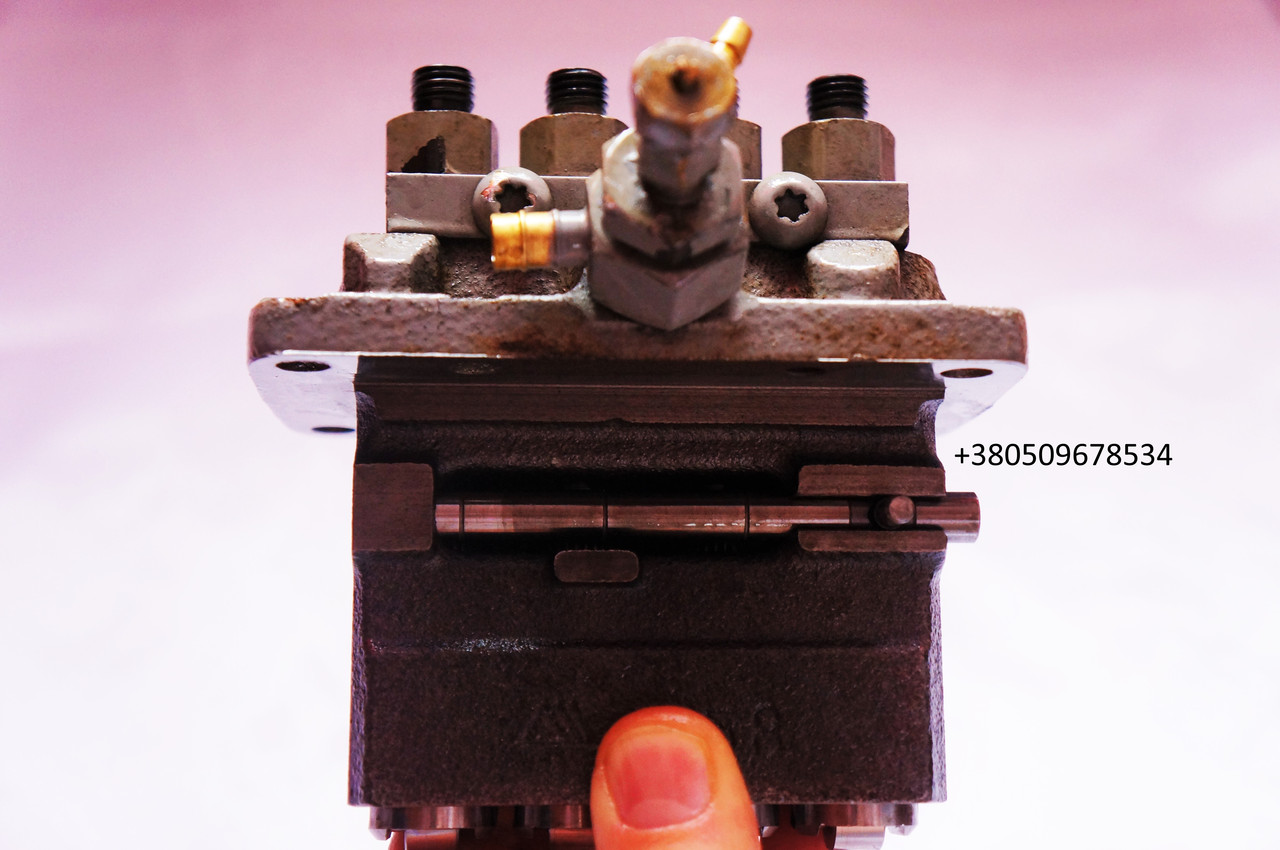 Апаратура паливна Carrier Vector; 25-39160-00