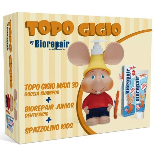 """Детский набор Biorepair """"Веселый мышонок"""" Topo Gigio - фото 1"""