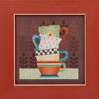 Набор для вышивки Mill Hill Coffee Cups