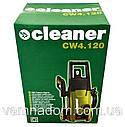 Мойка автомобильная Cleaner CW4.120 (120 бар/1,4 кВт), фото 2