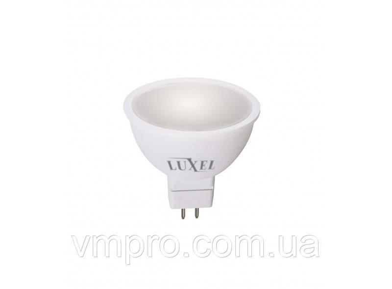 Світлодіодна лампа Luxel MR16 6W GU5,3 (012-NE 6W)