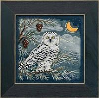 Набор для вышивки Mill Hill Snowy Owl (2014)