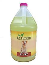 Шампунь для собак и кошек EZ GROOM FAST DRYING Быстрая сушка