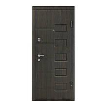 Входные металлические двери ПБ-21 венге