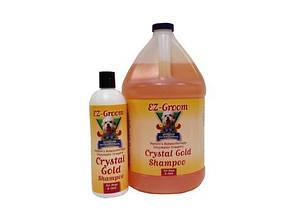 Шампунь для собак и кошек EZ GROOM Crystal Gold Кристальное золото