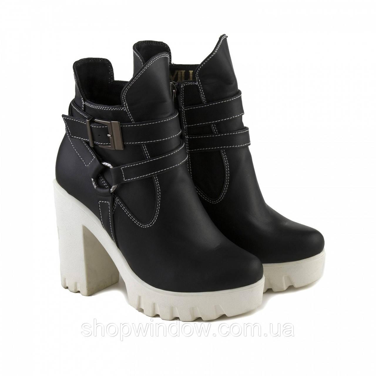 47dfe419f Женска обувь из натуральной кожи. Модные осенние ботильоны. Женские  ботильоны. Обувь женская осень