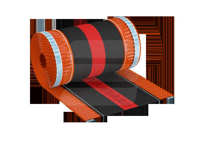 Лента коньковая Eurovent Roll Geo 300мм×5м (Стрічка підконькова)