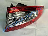Фонарь задний для Ford Mondeo седан '10- левый (FPS) внешний LED, фото 1