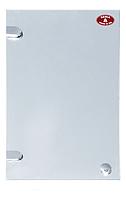 Навесной шкаф в ванную с прямым зеркальным фасадом А04-40