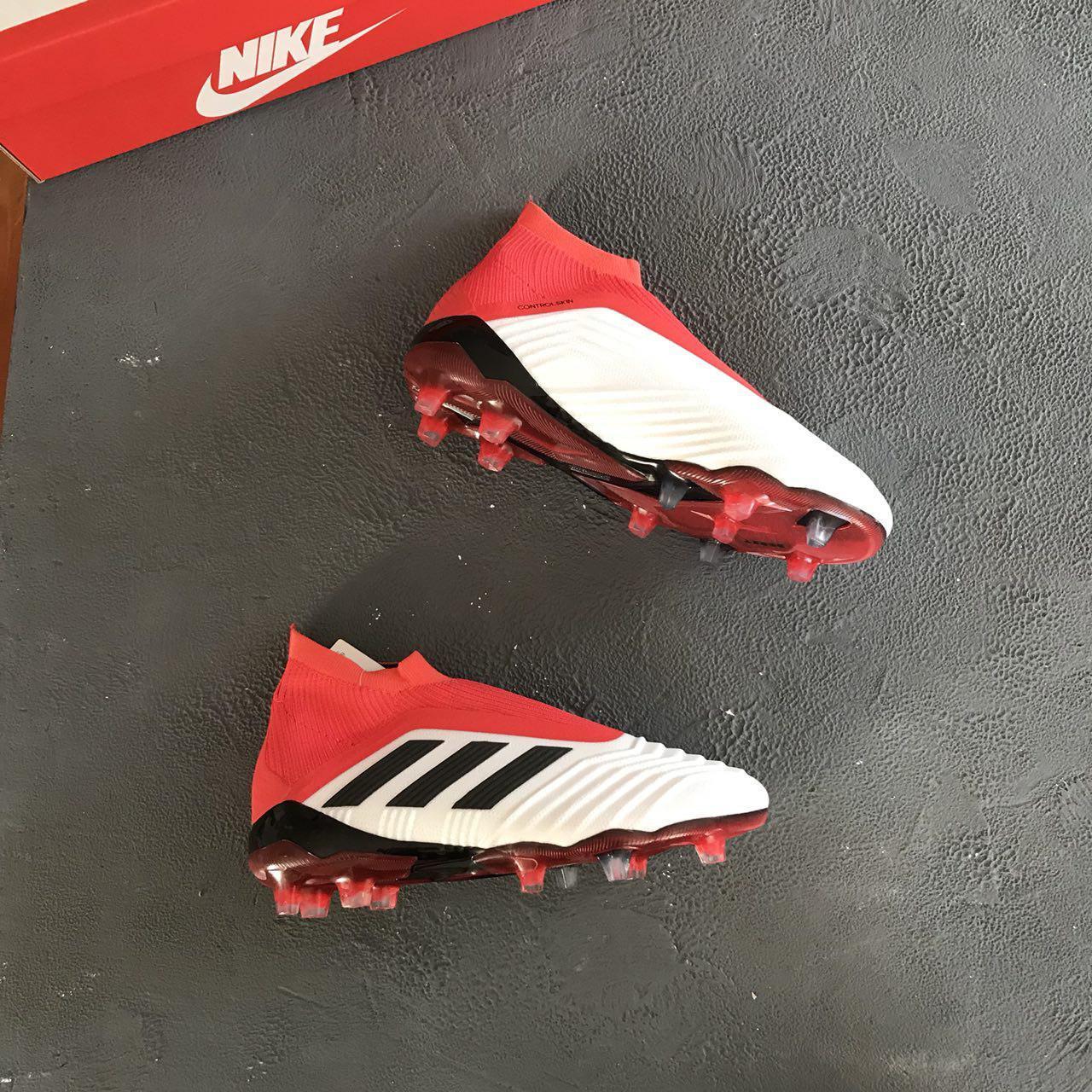 Бутсы Adidas Predator 18+ FG - Sport Exclusive магазин футбольной  экипировки в Киеве 932b5ffe937