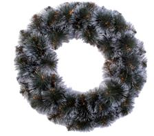 Венок без декора (Н013) диаметр 50 см