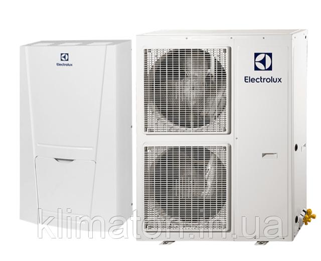 Тепловий насос Electrolux повітря-вода ESVMO-SF-MF-120(3)