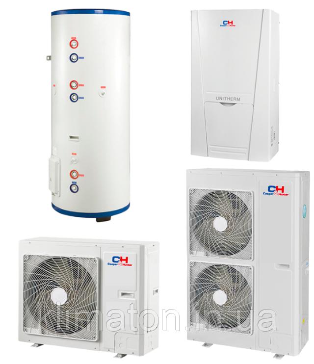 Тепловий насос Cooper&Hunter повітря-вода CH-HP12SINK2