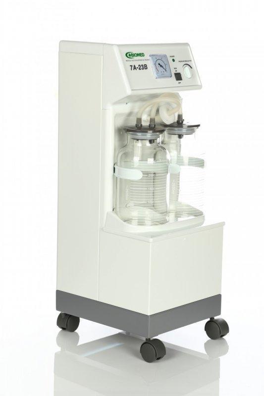 Отсасыватель медицинский электрический, модель 7А-23В (20л)