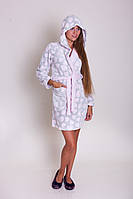 Теплый женский халат  Niсoletta 94046, фото 1