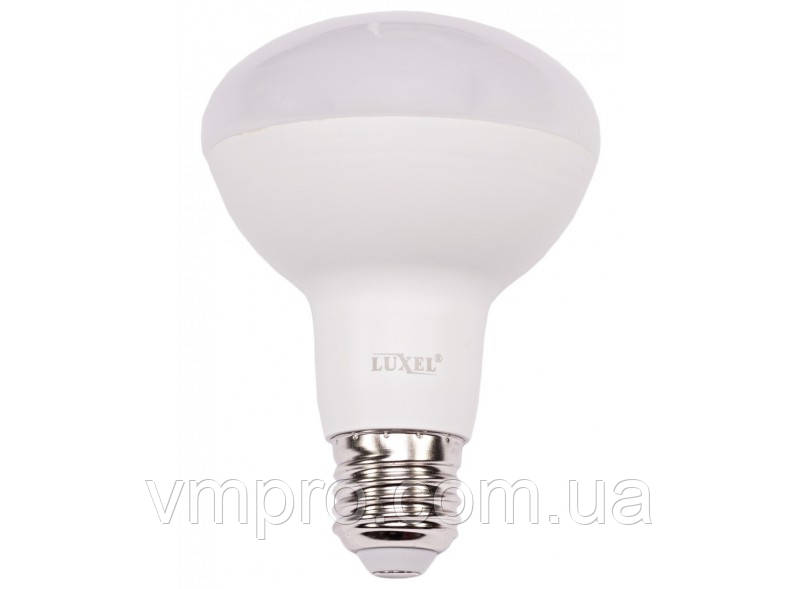 Светодиодная лампа Luxel R80 10W, E27 (034-N 10W)