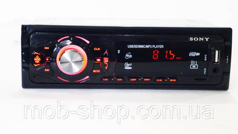 Автомагнитола сони Sony 8222BT Bluetooth+USB+SD+AUX
