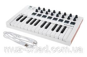 MIDI-клавиатура/Контроллер Arturia MiniLab MKII