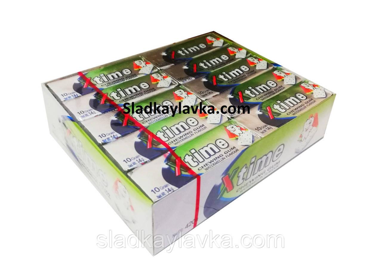 Жевательная резинка Xtime 30 шт (China)