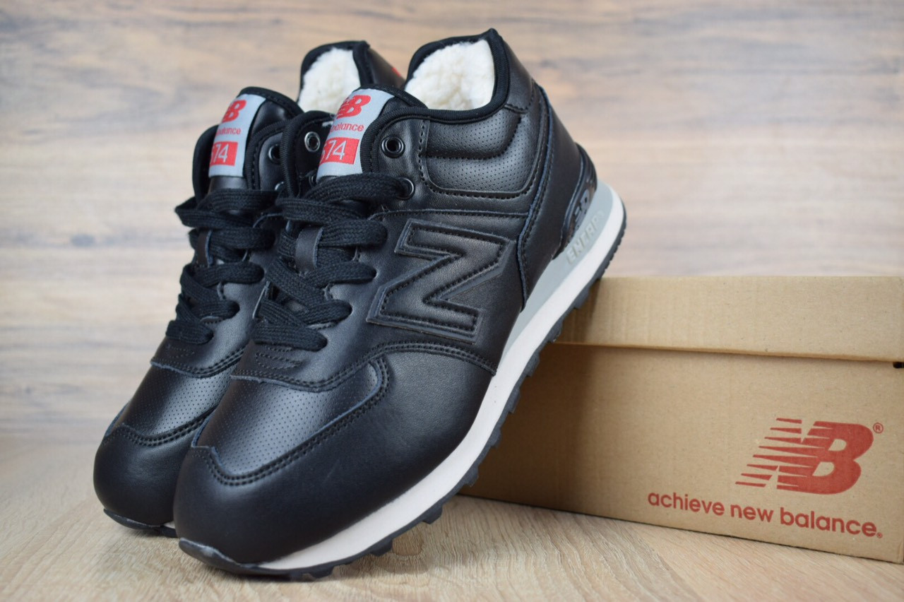 a58153b7 Зимние женские кроссовки New Balance 574, Реплика: продажа, цена в ...