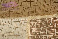 Покрывало Бамбук 210х240 евро. Цвет-песок.