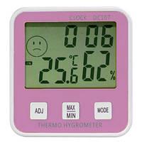 Термометр с гигрометром DC-107 метеостанция