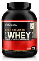 Протеин сывороточный 100% Whey Gold Standard Шоколадная крошка 907 г