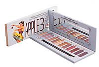 Палитра теней THE BALM Apple3 12 в 1