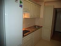 Кухня Авелла слоновая кость с золотой патиной, фото 1