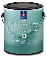 Краска Sherwin-Williams Harmony Flat (шервин вильямс гармони) - 1 Gal, для стен и потолков глубокоматовая