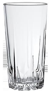 Стакан стеклянный с нижними гранями 300 мл, фото 2