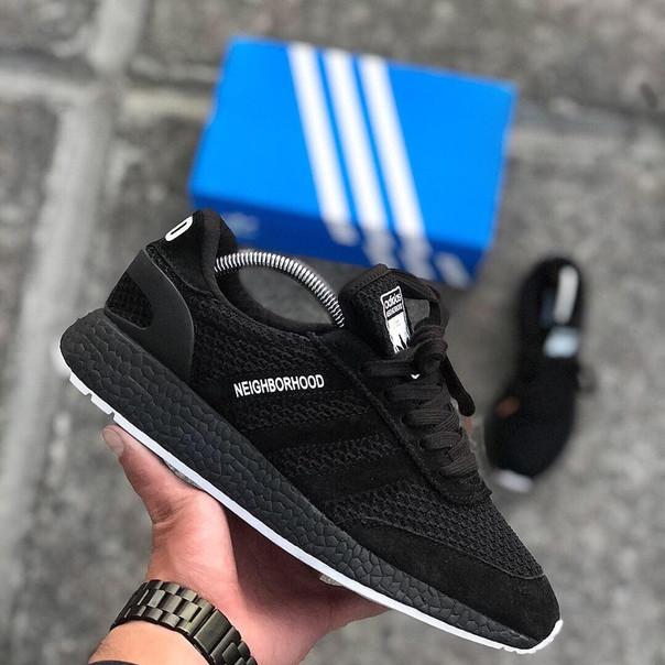new product 56d6c f75d9 Мужские кроссовки Adidas Neighborhood x Iniki I-5923, Реплика ААА: продажа,  цена в Львове. кроссовки, кеды повседневные от